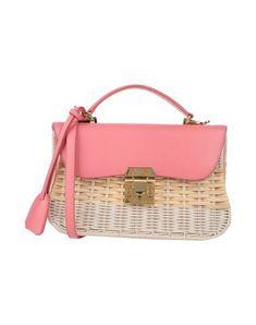 Mark Cross Handbag In Salmon Pink Mark Cross, Shoulder Strap, Shoulder Bags, Hermes Kelly, Luxury Branding, Soft Leather, Salmon, Hand Bags, Mini