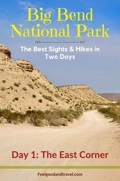 Join us on an adventure to Big Bend National Park, and explore the east corner of this amazing place! Get helpful tips on how to plan your visit! #bigbend #bigbendnationalpark #bigbendtexas #bigbendtx #bigbendhikes #nationalparksintexas