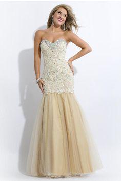 Hot Sales 2014 Lovely Prom Dresses Mermaid/Trumpet Sweetheart Floor Length All Colors&Sizes USD 176.99 TSPP4DP4T28 - StylishPromDress.com