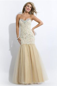 Buy Hot Sales 2014 Lovely Prom Dresses Mermaid Trumpet Sweetheart Floor Length All Colors Sizes On line
