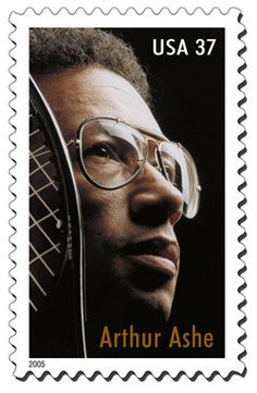 The Great Arthur Ashe.