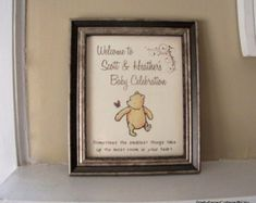 Personalized Winnie the Pooh Birthday Party by PrettyPaperCottage