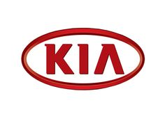 NeoPlex Kia Auto Logo with Words Polyester 24 x 36 in. Kia Optima, Kia Sorento, Kia Sportage, Kia Motors, Mitsubishi Motors, Car Make Logos, Car Logos, Kia Picanto, Kia Soul