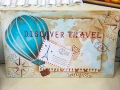 Stencil OPA - 11/08/16 - Mayumi Takushi - Discovery Travel