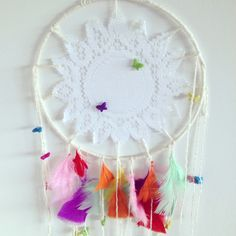 DIY Dreamcatcher | Happy Little Kiwi