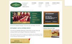 On of our latest Wordpress website we made for a local restaurant. See details of this project at