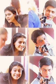 """Kajol & Shah Rush Kahn from """"My Name is Kahn."""" If you haven't seen this, you should."""