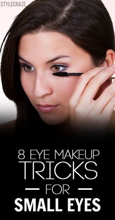 Are you looking out for ways to emphasize your small eyes?