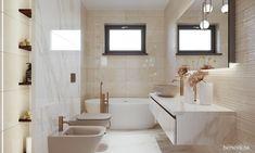 Profesionálne návrhy kúpeľní - Stavebnictvo.sk - Pre tých čo pomáhajú, alebo chcú lepšie bývať. Corner Bathtub, Double Vanity, Bathroom, Washroom, Full Bath, Bath, Bathrooms, Corner Tub, Double Sink Vanity