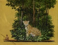 Pedro Ruiz Tigre mariposa Museum Of Modern Art, Art Museum, Colombian Art, Hispanic American, National School, Buddhism, Amazing Art, Gallery, Illustration