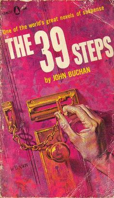 The 39 Steps by John Buchan | Flickr - Photo Sharing!