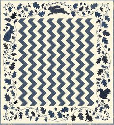 Morning Walk Quilt by Minick & Simpson