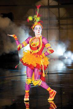 Cirque Du Soleil Orlando | Get In Touch