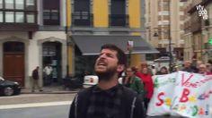 Podemos alienta el linchamiento al padre de Leopoldo López en Asturias