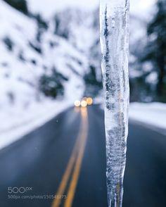 Ice Ice Bokeh by OscarNilsson #nature #mothernature #travel #traveling #vacation #visiting #trip #holiday #tourism #tourist #photooftheday #amazing #picoftheday