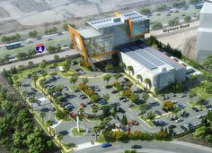 HostDime will break ground on a new, 110-foot-high data center facility on five acres of prime Interstate 4 frontage near Orlando, Florida in Q1 of 2016.