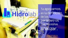 EN HIDROLAB SABEMOS DE AGUA Hidrolab.- Procesos de monitoreo y análisis de laboratorio comprometiéndose con los mejores tiempos de respuesta. www.hidrolab.mx