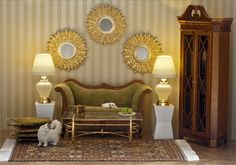 Br Earnie's Creations - Living room suite