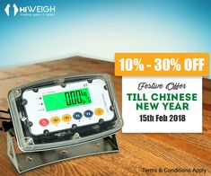K9 #WaterproofIndicator comes with highest protection class! Make the best deal to buy it, NOW!!!  Visit : www.hiweigh.com/product-details/k9-waterproof-indicator