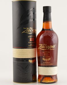 Ron Zacapa Centenario -  new design | #guatemala #rum # like