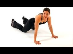 "Basic Pushup - Proper Form -- Goal for 2015 is to increase push-up by per week""! Upper Body Hiit Workouts, Good Arm Workouts, Arm Toning Exercises, Weekly Workout Plans, At Home Workout Plan, Sup Yoga, Boot Camp Workout, Toned Arms, Fitness Routines"
