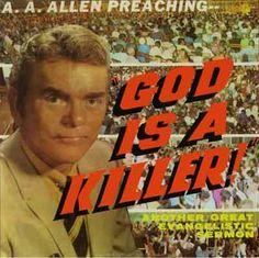 a a allen preaching