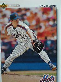 David Cone New York Mets