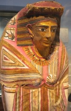 Cleopatra's sarcophagus