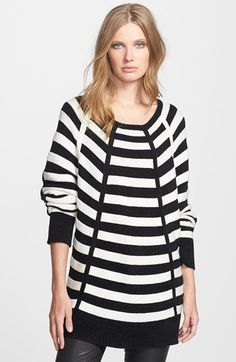 MARC BY MARC JACOBS 'Francis' Stripe Sweater available at #Nordstrom