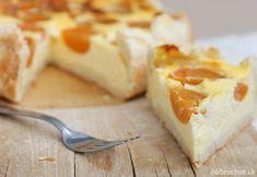 Tvarohový koláč s ovocím Beignets, Mousse, Plats Healthy, Camembert Cheese, Mashed Potatoes, Panna Cotta, Cheesecake, Dairy, Pudding