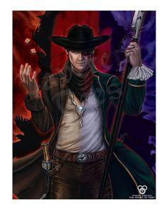 """""""Mat Cauthon, Son of Battles"""" Poster"""
