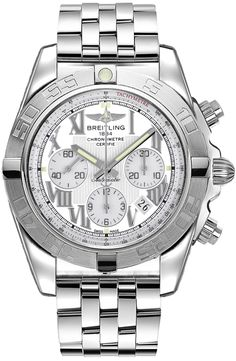 Breitling Chronomat 44 AB011011/A690-375A: AB011011|A690|375A NEW BREITLING CHRONOMAT 44 MEN'S WATCH FOR SALE… #womenswatches #menswatches