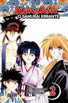 Leituras de BD/ Reading Comics: Lançamento Devir: Kenshin, o Samurai ErranteVol.2:...