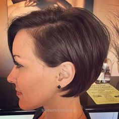Unbelievable 8. Short Bob Hairstyle. I just got my hair cut and colored almost identical to this today.    The post  8. Short Bob Hairstyle. I just got my hair cut and colored almost identical to t…  appeared first on  Hair and Beauty .