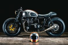 "'11 Triumph Bonneville – Wojtek Borecki. I watched the latest film about Steve Jobs the other week. Directed by Danny Boyle of Slumdog Millionaire fame, it was unfortunately a fairly average flick. Despite this, it did have a few memorable moments. The one that sticks in my head is the scene where Jobs is asked what he actually does by Steve 'Woz' Wozniak. ""I play the..."