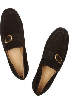 Isabel Marant Aberdeen suede loafers