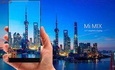 Xiaomi já trabalha no Mi Mix II, smartphone que praticamente não terá bordas na tela