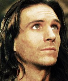 Ralph Fiennes as Heathcliff in 1992 Wothering Heights