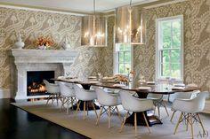 30 Amazing Celebrity Dining Rooms