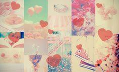 Red Heart ʕ•ᴥ•ʔ Sweet Wallpaper 1280