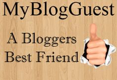 MyBlogGuest The Bloggers Best Friend