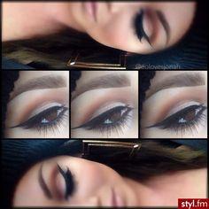 That Makeup, Terracotas Shadow!