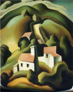 Chilmark ~ Thomas Hart Benton, Artist