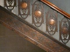 Louis Sullivan stairs | Recent Photos The Commons Getty Collection Galleries World Map App ...
