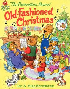 91 best favorite holiday books images on pinterest christmas books the berenstain bears old fashioned christmas fandeluxe Choice Image