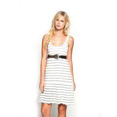Fab.com | Montauk Dress White Swan