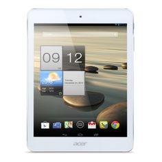 Un toque de estilo con Acer Iconia A1-830, un tablet Android resistente y elegante de 7,9