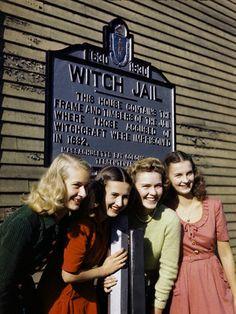 witch jail