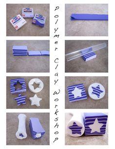 KatersAcres Meg Newberg's Polymer Clay Millefiori Canes Tutorial ...