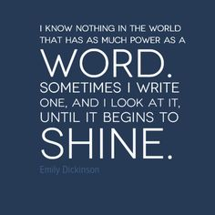 A word can make a difference in leading the way to a manuscript that shines  https://www.facebook.com/photo.php?fbid=10151928133707096